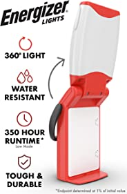 Energizer Camping Lantern Flashlight, Perfect LED Lanterns for Camping, Outdoors, Hurricane, Emergency Use, Camping Light