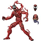 Hasbro Marvel Classic E9336 Legends Series Venom 6-inch Collectible Action Figure Toy Carnage, Premium Design and 1 Accessory