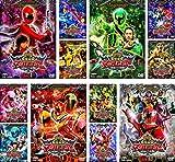 魔法戦隊マジレンジャー DVD全12巻セット [マーケットプレイスDVD] [レンタル落ち]