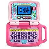 LEAPFROG  2-in-1 リープトップ タッチ 英語学習パソコン&タッチスクリーン 各色 (ピンク)