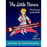 The Little Prince: Unabridged with Large Illustrations - 70th Anniversary Edition (Antoine de Saint-Exupéry et Le Petit Princ