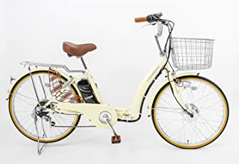 21Technology DA266折りたたみ電動アシスト自転車 26インチ 6段変速