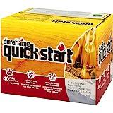 duraflame Quick Start Firelighters, 10-4 Packs