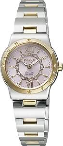 [シチズン]CITIZEN 腕時計 wicca ウィッカ Eco-Drive エコ・ドライブ プリンセスウィッカ NA15-1441C レディース
