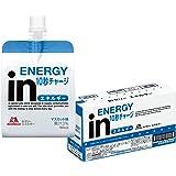 inゼリー エネルギー マスカット味 (180g×6個) すばやいエネルギー補給 10秒チャージ ビタミンC配合 エネル…