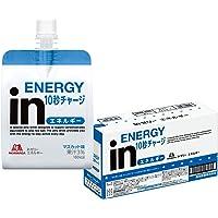 inJelly 能量面膜切割味 (180g×6个) 快速补充能量 10秒充电 配合维生素C 能量180kcal