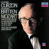 Mozart: Piano Concertos Nos. 20 in D minor & 27 in B flat