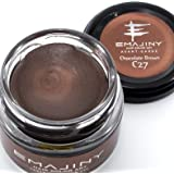 EMAJINY Chocolate Brown C27 エマジニー チョコレートブラウンカラーワックス 濃茶 36g 【日本製】【無香料】【シャンプーでサッと洗い流せる1日茶髪】