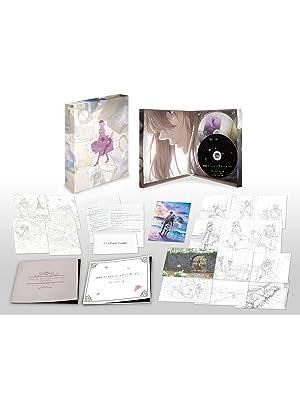 【Amazon.co.jp限定】『劇場版 ヴァイオレット・エヴァーガーデン』 Blu-ray(特別版)(三方背収納ケース…