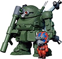 Robonimo 5PRO 装甲骑兵下装 ATM-09-ST 眼镜狗 圆角 全高约104mm 已上色 可动手办
