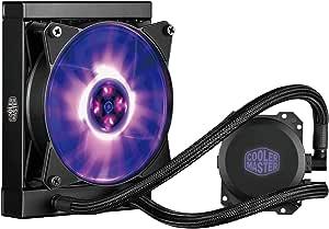 Cooler Master MasterLiquid ML120L RGB 水冷CPUクーラー [Intel/AMD両対応] FN1137 MLW-D12M-A20PC-R1