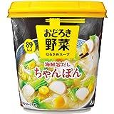アサヒグループ食品 おどろき野菜 ちゃんぽん 24.9g×6個