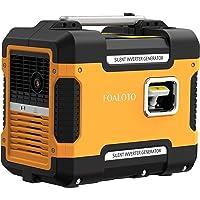 FOALOTO 発電機 インバーター 防音型 正弦波 最大出力1.88KVA 100V 50Hz/60H切替 過負荷保護 USB出力 地震 台風 防災 停電対策 キャンプ アウトドア 非常用電源