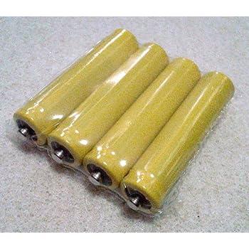 POKAH ダミー電池 単四(AAA/10440) 4個セット