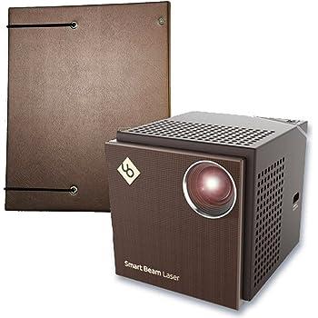 超小型レーザープロジェクター Smart Beam Laser 日本専用説明書同梱版 LB-UH6CB Projector 専用スクリーン付き 正規輸入商品
