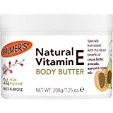 Palmer's Natural Vitamin E Body Butter, 7.25 Ounce