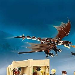 LEGO(レゴ)の人気壁紙画像 ハリーポッター ハンガリーホーンテイルの3大魔法のチャレンジ