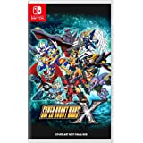 SUPER ROBOT WARS X [English, Japanese, Chinese Subtitles] Nintendo Switch Game