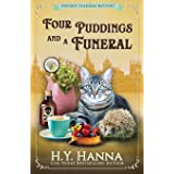 Four Puddings and a Funeral: The Oxford Tearoom Mysteries - Book 6 (6)