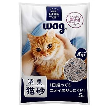 Wag 消臭猫砂