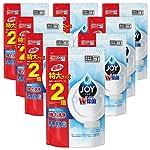 【ケース販売】 食洗機用ジョイ 食洗機用洗剤 除菌 詰め替え 特大 930g×8個