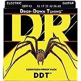 DR Strings DDT Electric Guitar Strings (DDT-13)
