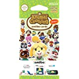amiibo cards Animal Crossing Series 1