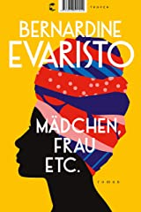 Mädchen, Frau etc.: Roman (German Edition) Kindle Edition