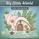 Big Little World: Adult Coloring Book
