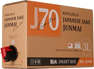 菊水 SMART BOX 限定 純米酒 3000ml