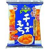 越後製菓 ふんわり名人 北海道チーズもち 66g×6袋