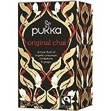 pukka(パッカ) オリジナルチャイ有機ハーブティー20TB