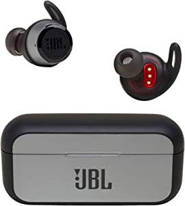 JBL REFLECT FLOW 完全ワイヤレスイヤホン 連続約10時間再生/IPX7防水/Bluetooth対応/トークスルー機能搭載 ブラック JBLREFFLOWBLK【国内正規品/メーカー1年保証付き】
