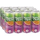 Heaven & Earth Ice Passion Fruit Tea, 12 x 300ml