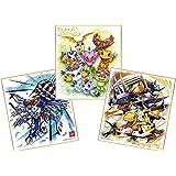 デジモン色紙ART (10個入) 食玩・ガム (デジモンアドベンチャー2020)