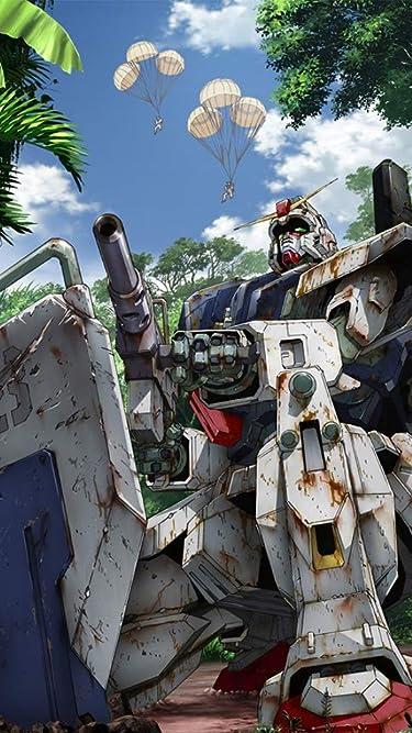 機動戦士ガンダム  iPhone/Androidスマホ壁紙(480×800)-1 - RX-79[G] 陸戦型ガンダム