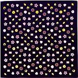 宮本 風呂敷 『おかみさんの大風呂敷』 和菓子 6330 70×70cm