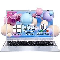パソコン ノート office付き 15.6インチ Win10搭載 薄型PC ノート 高性能CPU インテル Celer…
