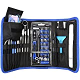 ORIA Precision Screwdriver Set, 86 in 1 Magnetic Repair Tool Kit, Screwdriver Kit with Portable Bag for Game Console, Tablet,