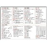 下敷き(定理と公式:数学) B5 数研グッズ