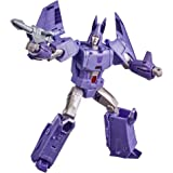 Transformers Generations War for Cybertron: Kingdom Voyager WFC-K9 Cyclonus Action Figure, 7-inch