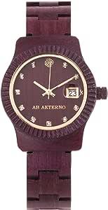 [アバテルノ] 腕時計 9825029 正規輸入品 パープル