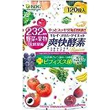 ISDG 爽快酵素 232種類野菜&果物発酵凝縮。120粒/袋