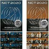 NCT 2020 Resonance Pt. 1 Album (The Past Ver.+The Future Ver. Set) 2 CDs+2 Folding Posters+2 Photo Books+2 Lyrics Posters+2 P