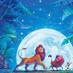 ディズニーの人気壁紙画像 ライオン・キング ハクナ・マタタ
