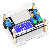 Buck Boost Board, DROK DC 5.5-30V to 0.5-30V 5V 12V 24V Adjustable Power Supply Regulator Module, 4A 35W High Power Voltage S