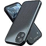 iPhone 11 Case | Shockproof | 12ft. Drop Tested | Carbon Fiber Case | Wireless Charging | Lightweight | Scratch Resistant | C