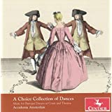 Music for Baroque Dances at Court & Theater