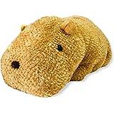 伊豆シャボテン本舗 大きい ぬいぐるみ カピバラ 自宅で相席 特大 おもちゃ 抱き枕 長さ80cm (ブラウン)