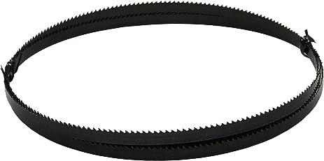 プロクソン(PROXXON) 交換用バンドソウ鋸刃 24山 幅3.5mm 1本 【金属の曲線切用】 No.28180